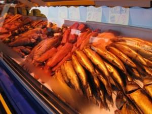 Рыбный рынок в Гамбурге