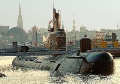 Подводная лодка U-434