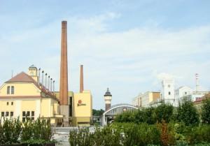 Пивоваренный завод «Pilsner Urquell»