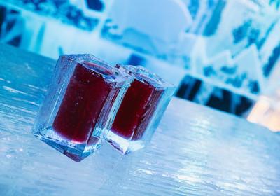 Lindos ice bar
