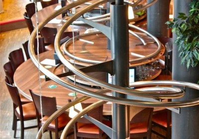 Ресторан Rollercoaster